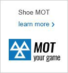 Shoe MOT  - 1/2 Price Spikes Fitted