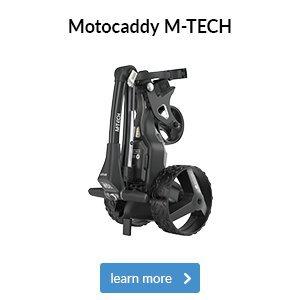 Motocaddy M-TECH Electric Trolley