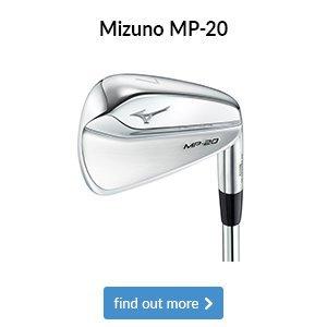 Mizuno MP-20 Irons