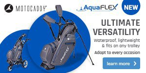 Motocaddy AquaFLEX Golf Bags