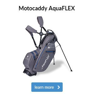 Motocaddy AquaFLEX Golf Bags