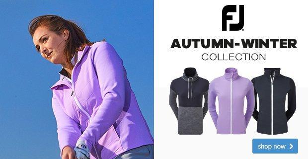 FootJoy Women's Autumn Winter Collection 2019