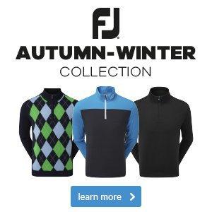 FootJoy Autumn Winter Collection 2019