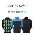 FootJoy Autumn Winter Collection 2019
