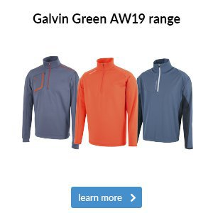 Galvin Green Autumn Winter Collection 2019