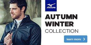 Mizuno Autumn Winter Collection 2019