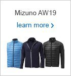 Mizuno Autumn Winter Collection 2019