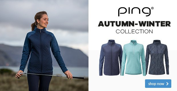 PING Women's Autumn Winter Collection 2019