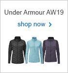 Under Armour Women's Autumn Winter Collection 2019