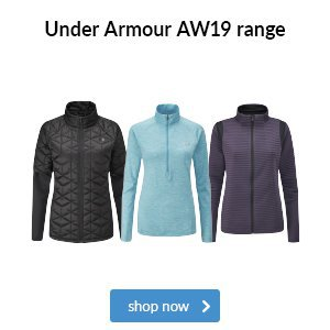 Under Armour Women's Autumn Winter Collection 2019