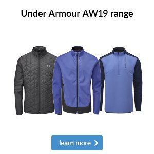 Under Armour Autumn Winter Collection 2019