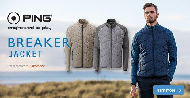 PING Breaker Jacket