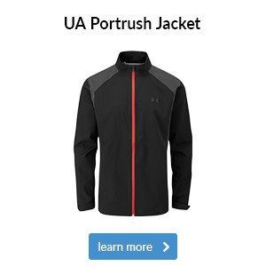 Under Armour Portrush Waterproof Jacket