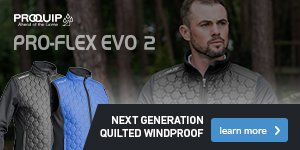 ProQuip Pro-Flex EVO 2 Quilted Windproofs