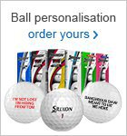 Srixon Free Ball Personalisation - from £22.99