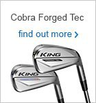 Cobra Forged Tec Irons