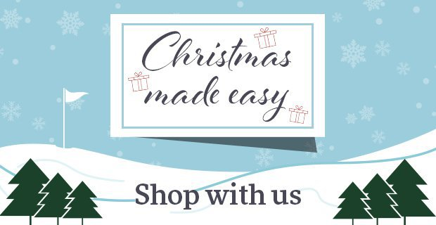 Christmas Made Easy - Shop With Us