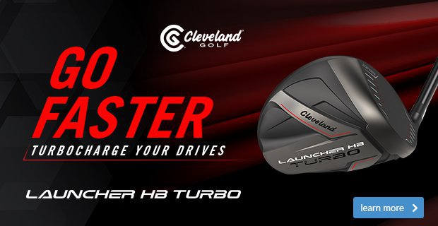 Cleveland Launcher HB Turbo Woods