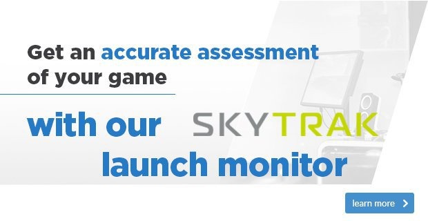 We use SkyTrak