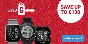 Give A Garmin This Christmas - Save Up To £130