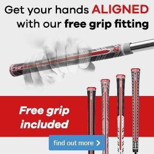 Golf Pride free grip fitting
