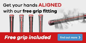 Golf Pride free grip fitting