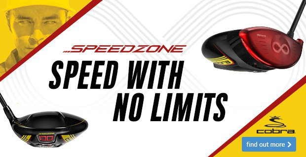 Cobra KING Speedzone Woods - Speed with no limits