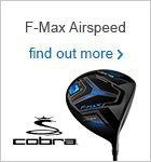 Cobra F-Max Airspeed Woods