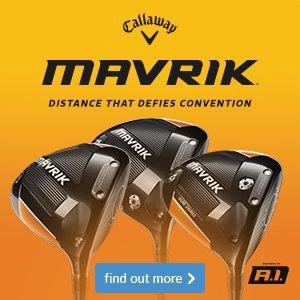 Callaway Mavrik Driver Range