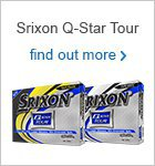 Srixon Q-Star Tour Golf Balls