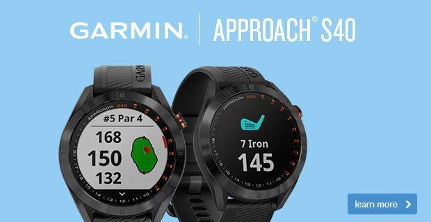 Garmin Approach S40 Watch