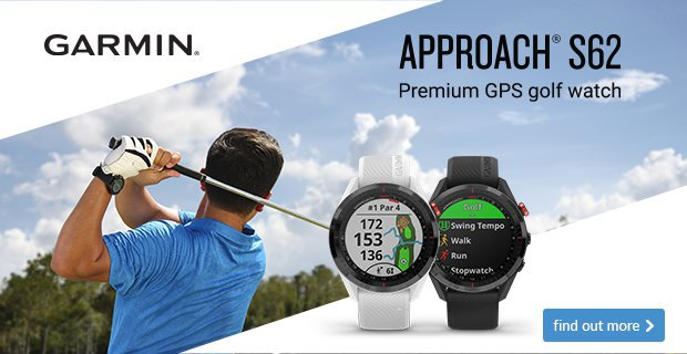 Garmin Approach S62 GPS Watch