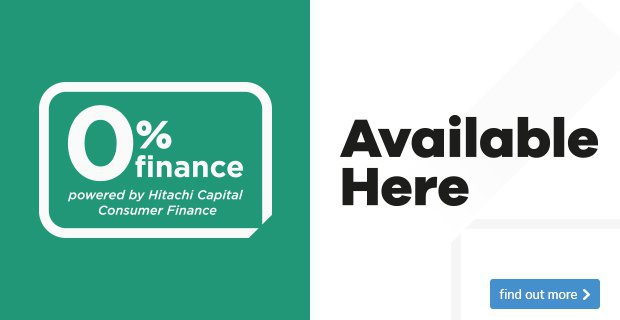 0% Finance Available