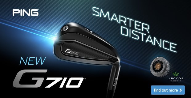 PING G710 Irons