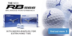 Mizuno RB566 Golf Balls