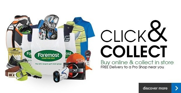 Click and Collect at Preston GC
