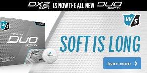 Wilson Staff Women's DUO Soft+ Golf Balls