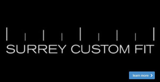 Surrey Custom Fit