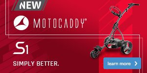 Motocaddy S1 Electric Trolley 2020