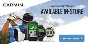 Garmin Approach Series Available In-Store