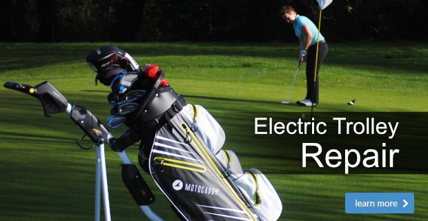 Electric Trolley Repair