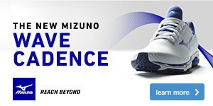 Mizuno Wave Cadence Spikeless