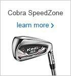 Cobra King SpeedZone Women's Irons