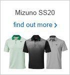 Mizuno Spring Summer Collection