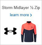 Under Armour Storm Midlayer 1/2 Zip