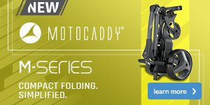 Motocaddy M-Series Electric Trolleys