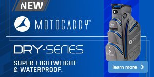 Motocaddy Dry-Series Bags