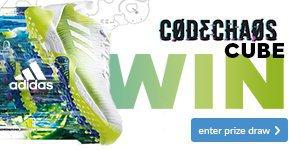 adidas CODECHAOS Cube - WIN adidas Golf Gear