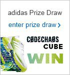 adidas CODECHAOS Cube - WIN adidas Golf Gear