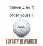 Titleist Loyalty Rewarded (Plain) Save £42.99